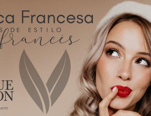 Chica francesa o corte al estilo francés